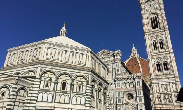 Le scoperte e le rassicurazioni sul campanile di Giotto
