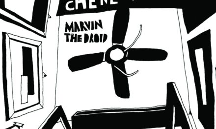 Il post-rock eclettico e robusto dei Marvin the Droid