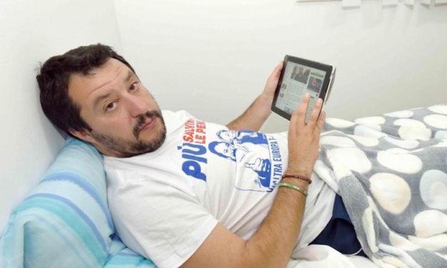 L'allarme di Salvini non suona più: chi ha paura dell'uomo nero?
