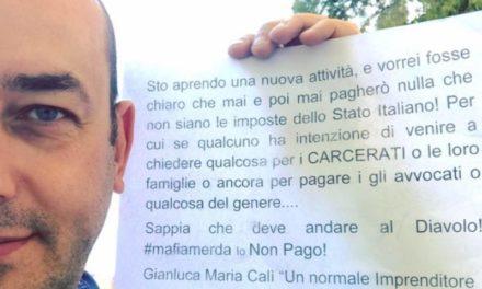 Gianluca Maria Calì, una vita tra riconoscimenti e delusioni