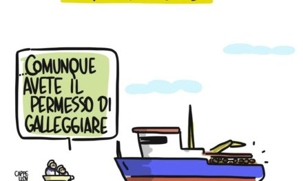 Il caso Sea Watch e il governo (dis)umano