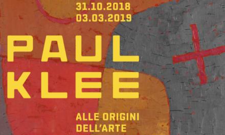Alle origini dell'arte, Paul Klee in mostra a Milano