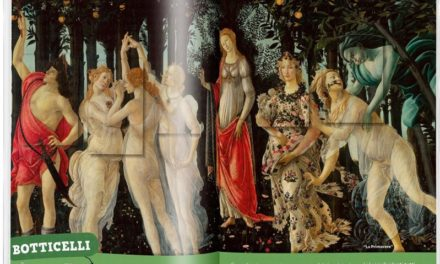Artonauti: l'album di figurine che ti insegna la storia dell'arte
