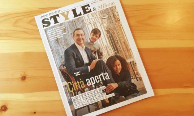 """Sala e il """"modello Milano"""", tra copertine glam ed errori di comunicazione"""