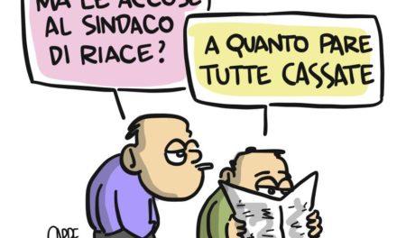 La Cassazione cancella le accuse a Mimmo Lucano