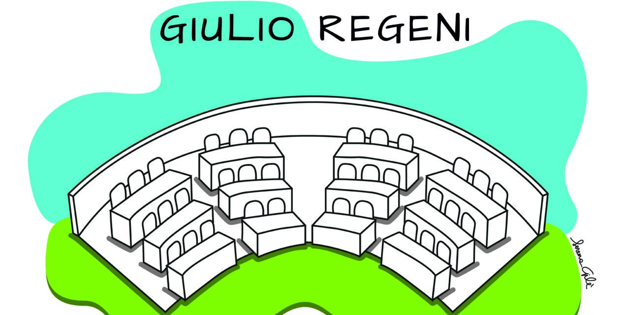 Giulio Regeni e il parlamento italiano