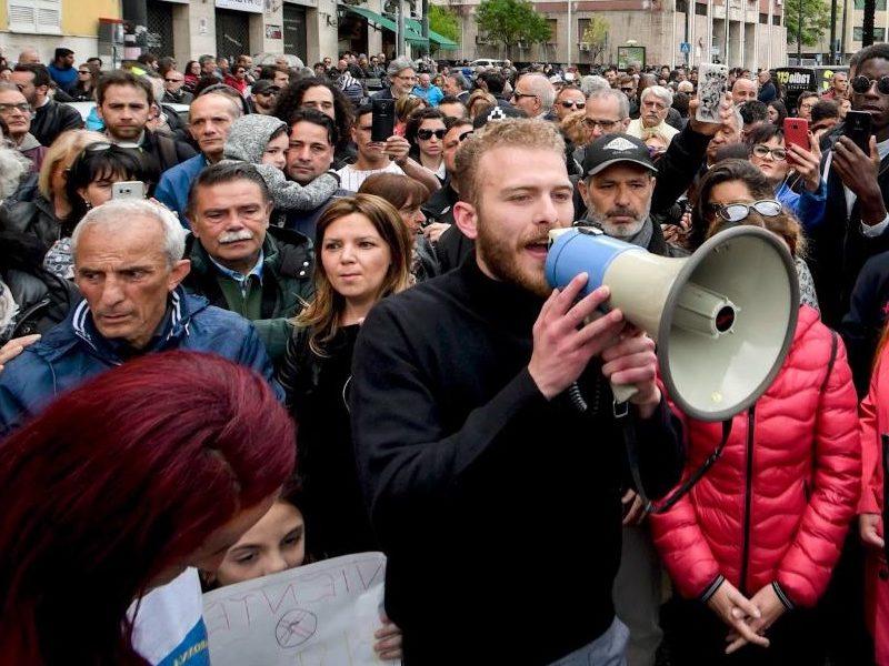 Il coraggioso appello di Antonio Piccirillo, giovane ribelle contro la camorra