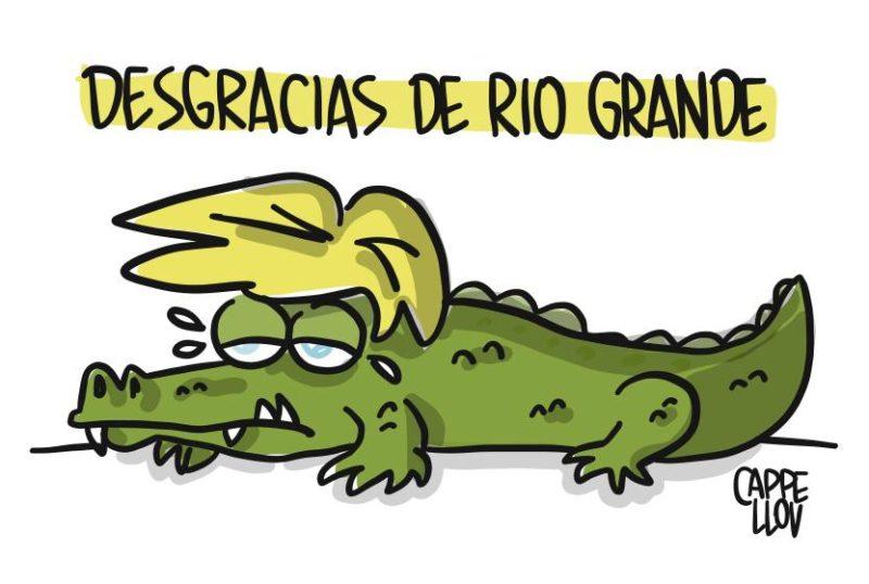 Rio Grande: gli USA piangono lacrime di coccodrillo