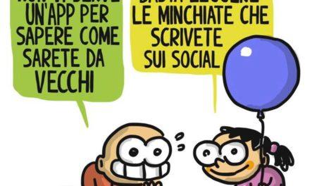 FaceApp e gli italiani da vecchi …