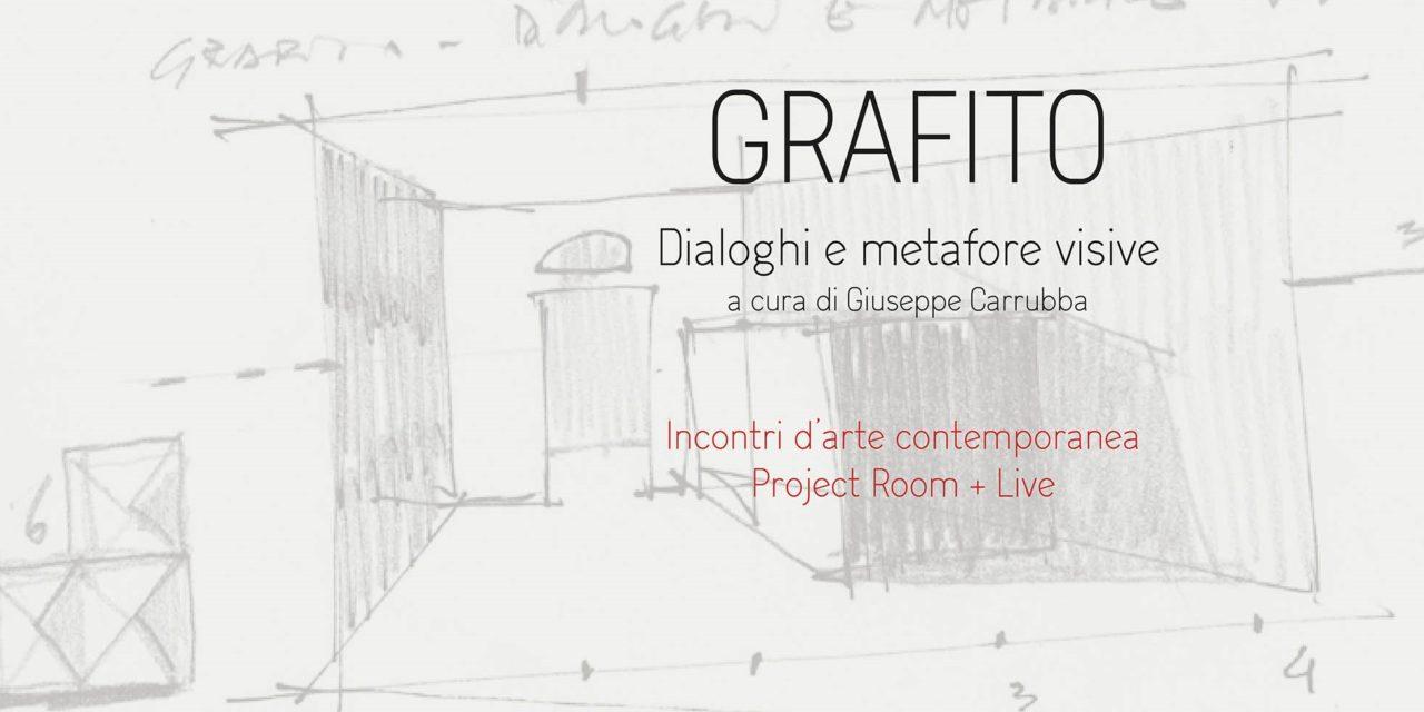 A Noto iniziata la rassegna GRAFITO. Dialoghi e metafore visive