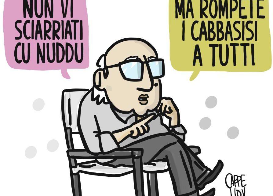 Il testamento di Andrea Camilleri