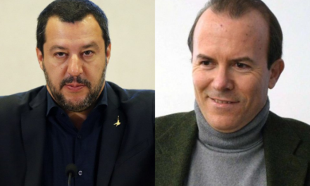 L'affaire Savoini, l'ultima carta del castello di Salvini
