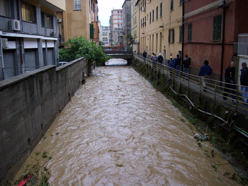Allarme alluvioni in Europa: uno studio le collega ai cambiamenti climatici