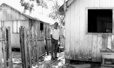 Dedicato a Chico Mendes e all'Amazzonia