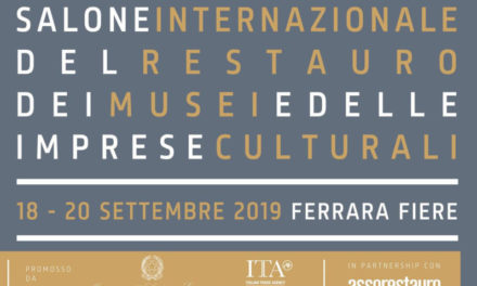 A Ferrara tutto pronto per la XXVI edizione del Salone Internazionale del Restauro