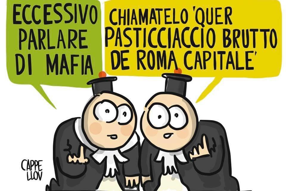 Per la Cassazione non fu Mafia Capitale