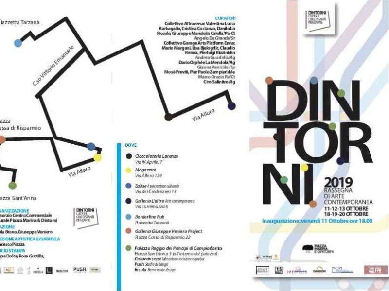 Dintorni: a Palermo rassegna d'arte tra le vie della Kalsa