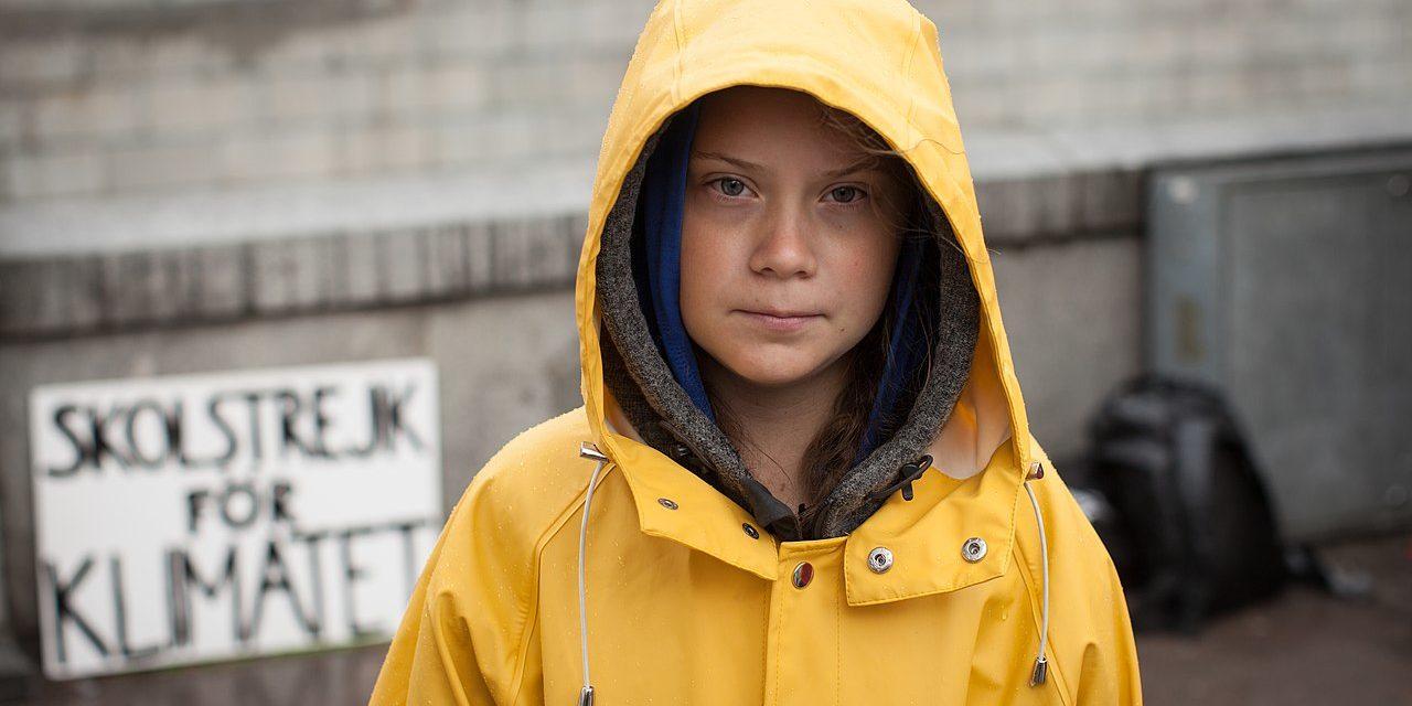 Greta, i giovani e i vigliacchi