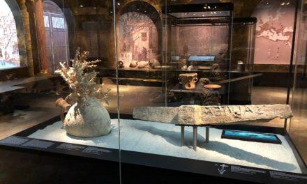 La Soprintendenza del Mare alla mostra dedicata a Pompei ed Ercolano