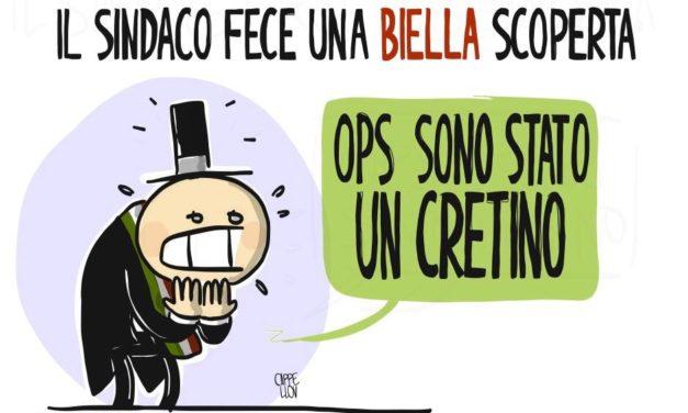 "La ""Biella"" scoperta"