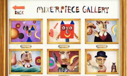 Mixerpiece, un'app creativa adatta a tutti