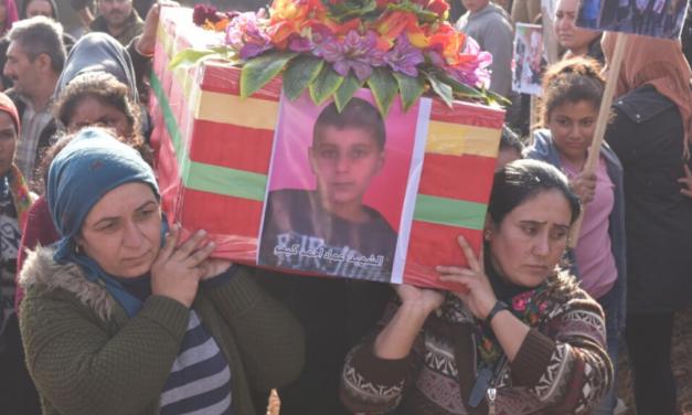 Infanticidio a Tell Rifaat, così muore l'umanità in Siria
