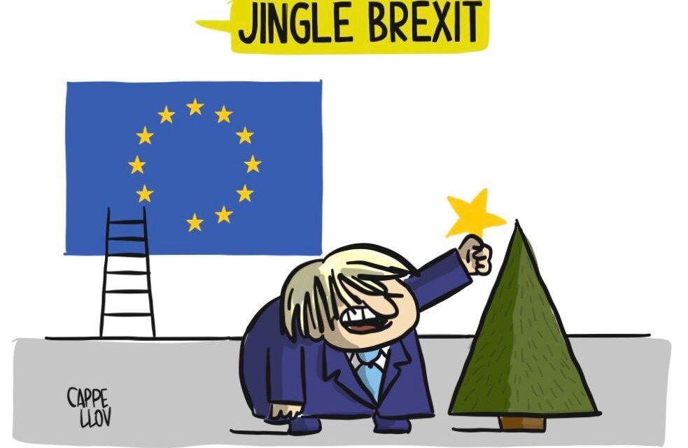 Il Natale ai tempi della Brexit…