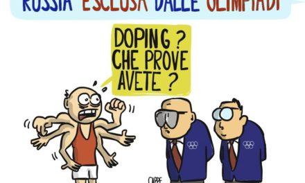Doping: la Russia contesta la squalifica di 4 anni…