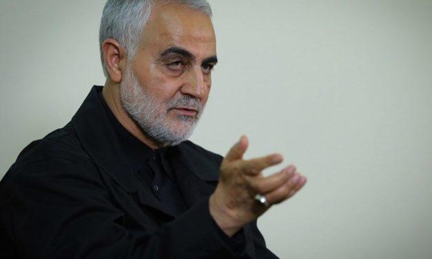 Soleimani, anche da morto, rimane un carnefice