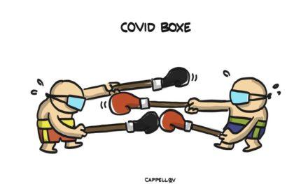 Lo sport ai tempi del Covid -19…
