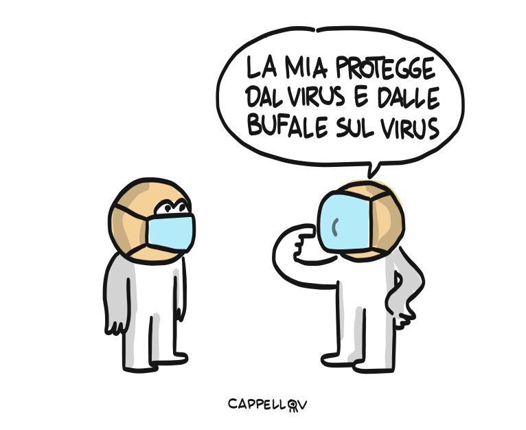 Virus, bufale e…sistemi di protezione