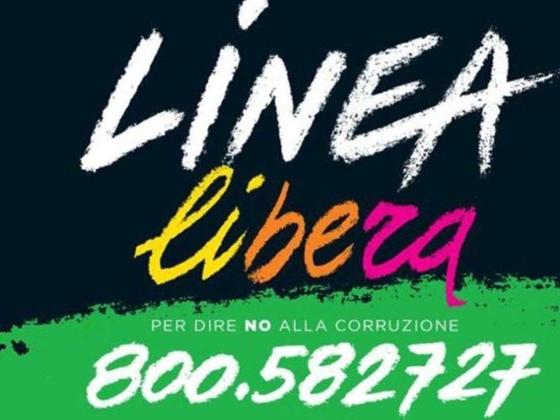 Linea Libera, un servizio per aiutare chi denuncia mafie e corruzione