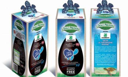 Legambiente, le uova Plastic-Free per contribuire alla lotta contro il virus
