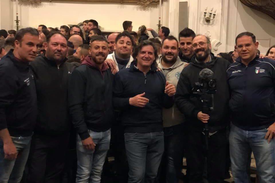 """""""All'aria stu gioia"""", Francesco Di Martino ci racconta la gioia e la devozione dell'Uomo vivo"""