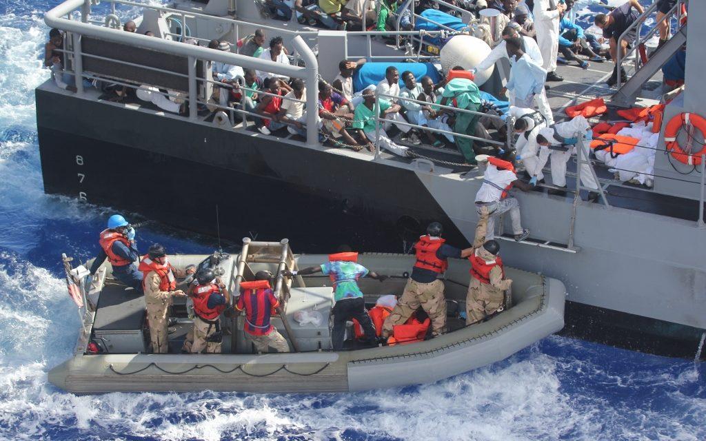 La Libia, il genocidio e la nostra vergogna