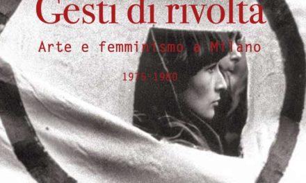 """""""Gesti di rivolta"""", mostra sulla condizione femminile"""