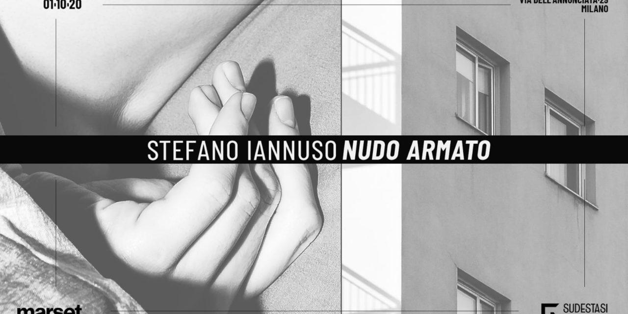 """""""Nudo armato"""": a Milano la personale fotografica di Stefano Iannuso"""