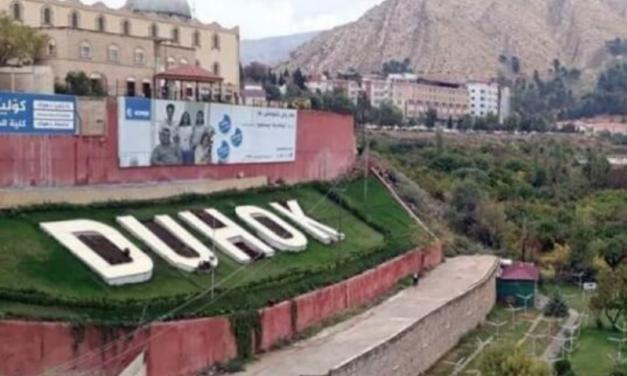 A Duhok e nel Kurdistan Iracheno continua la feroce violenza turca