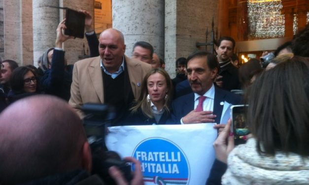Giorgia Meloni, gli insulti e la catarsi: se dal letame nascono i fiori