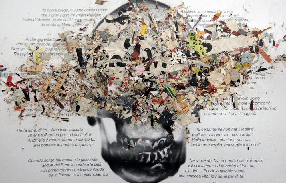 Arte & Climate Change: il Paper Vandalism di Angelo Bramanti