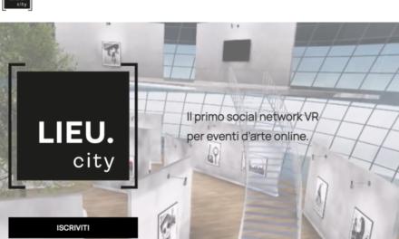Lieu.city, il social network per le mostre made in Italy