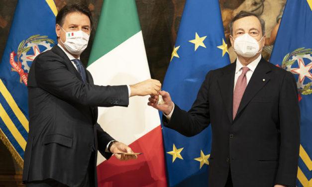 """Draghi e il governo """"bulgaro"""""""