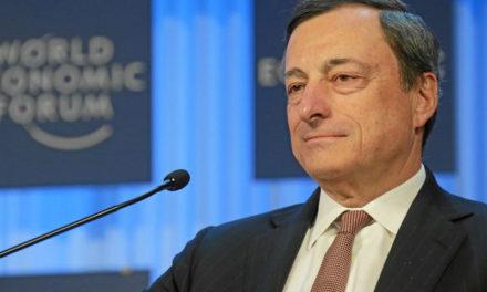 Mario Draghi non esiste. Il contrappasso politico dei governi social
