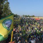 India, grande rivolta contro la riforma agraria: contadini occupano la capitale