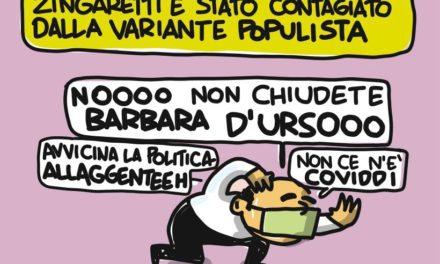 Zingaretti e la variante populista