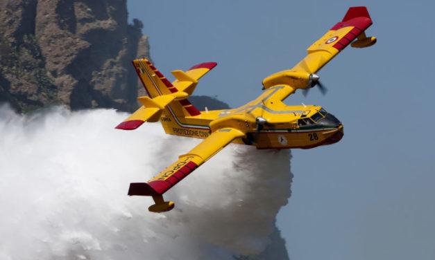 Nazionalizzare la gestione logistica e operativa dei Canadair: la nostra petizione da firmare