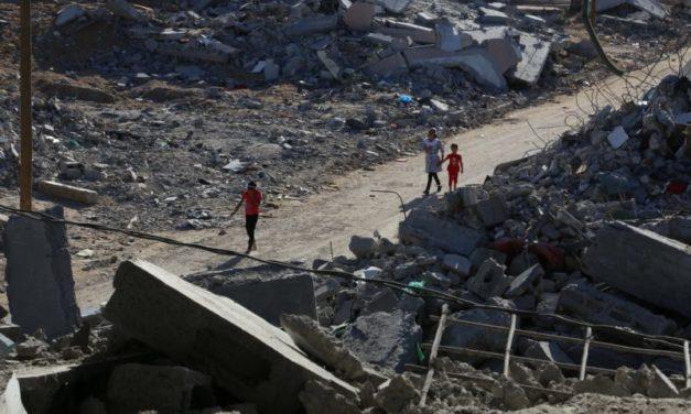 La striscia di Gaza ultima periferia