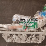 Paper vandalism di Angelo Bramanti inaugura la rassegna sul collage al Marset Italia di Milano