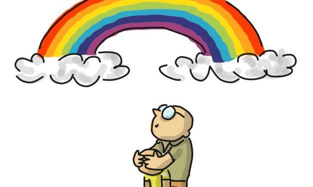 Chi può aver paura di un arcobaleno?