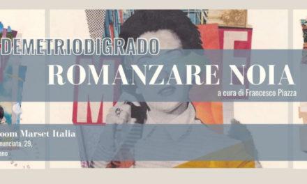 I collage artist siciliani in mostra a Milano: tocca a Demetrio Di Grado